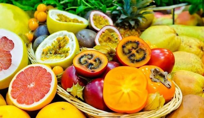 Хочется чего-нибудь необычного? Попробуйте экзотические фрукты!
