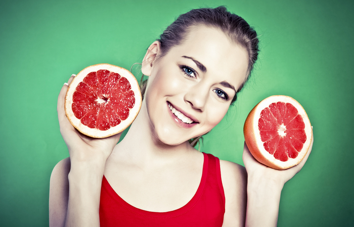 Грейпфрутовая диета - на самом деле помогает! Как я похудела на 5 кг