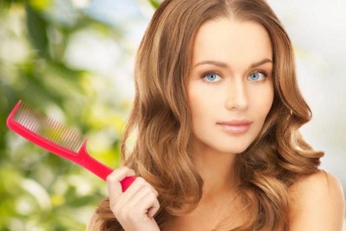 Как питаться, чтобы волосы быстро росли