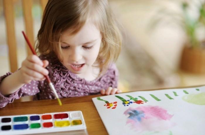 Развивающая игра для вашего малыша: рисуем историю дня!