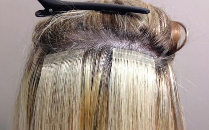 Ленточное и капсульное наращивание волос - в чем разница?