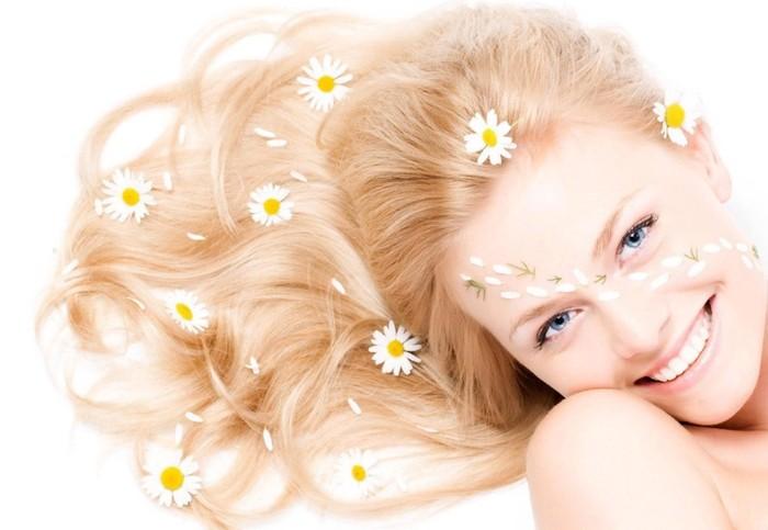 3 народных средства для осветления волос, которые НЕ нанесут вреда вашим локонам