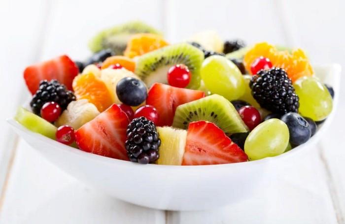 3 самых вкусных рецепта фруктовых салатов