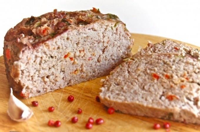 """Пальчики оближешь! Мясной """"хлебец"""" - потрясающе простой и вкусный рецепт"""