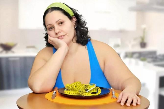 5 причин, по которым вы могли внезапно набрать вес